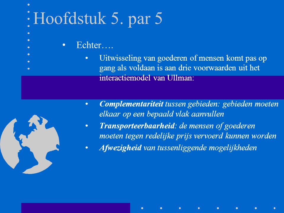 Hoofdstuk 5.par 5 Informatietechnologie.