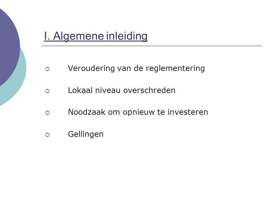 Federaal kenniscentrum  Bestaansreden: Beantwoordt een uitdrukkelijk verzoek van de operationele wereld.