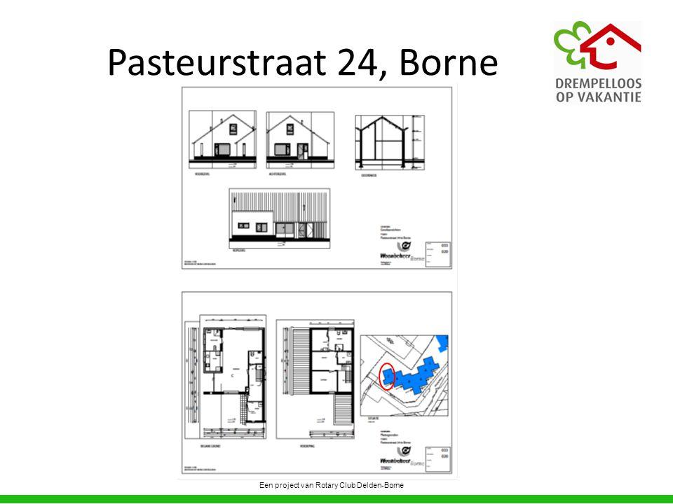 Pasteurstraat 24, Borne Een project van Rotary Club Delden-Borne