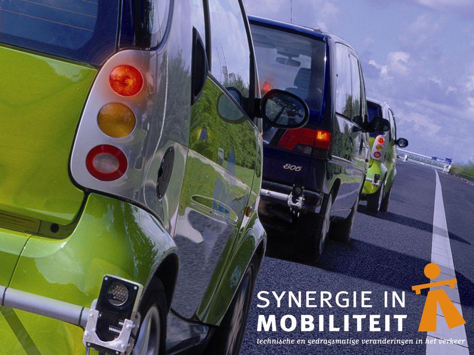 12 maart 2008 Symposium Synergie in Mobiliteit, Universiteit Twente