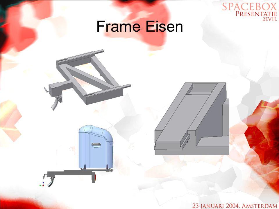 Frame Eisen