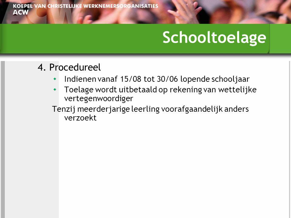 Schooltoelage 4.