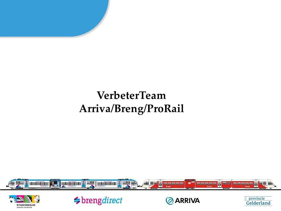 VerbeterTeam Arriva/Breng/ProRail