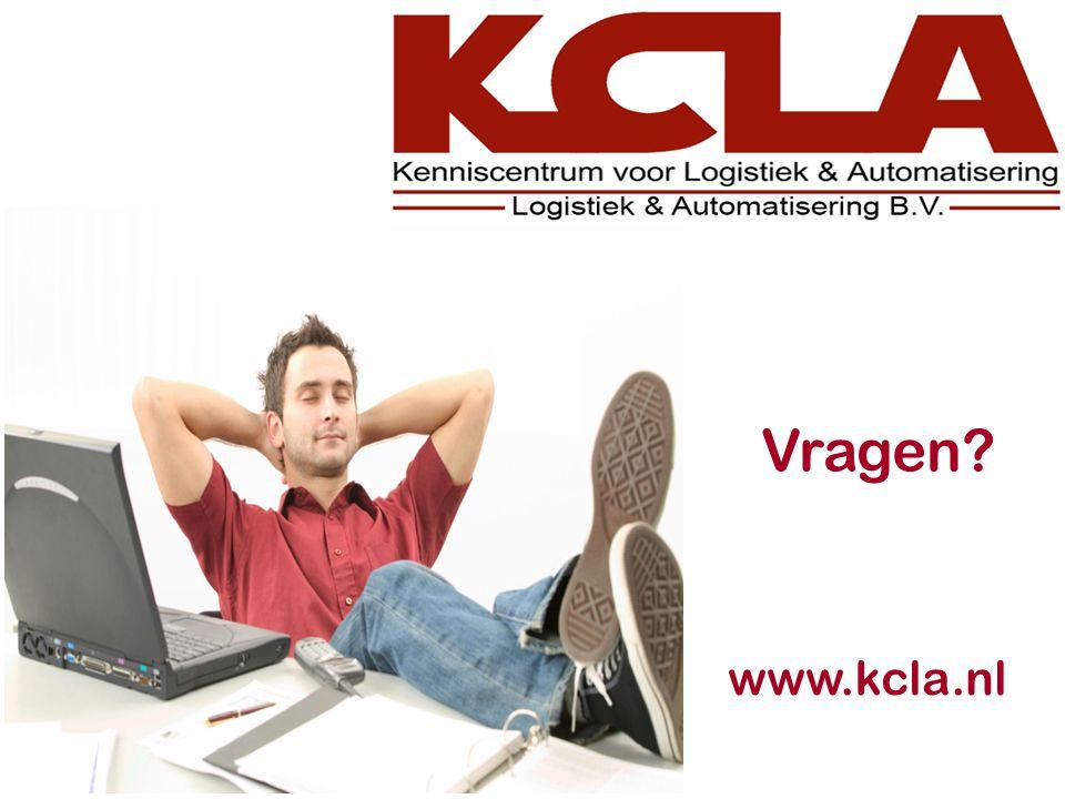 www.kcla.nl Vragen?
