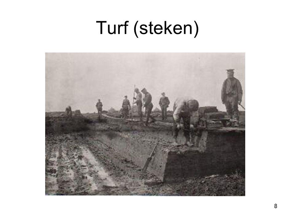 Turf (steken) 8