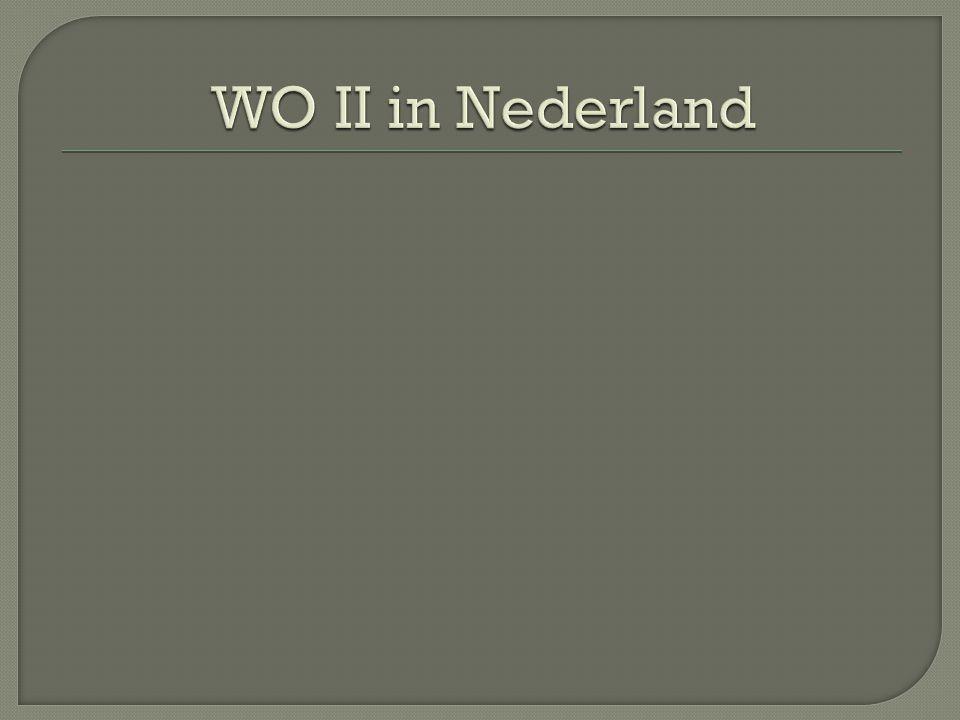Nederland inschakelen in de Duitse oorlogsindustrie Nederland nazificeren Jodenvervolging