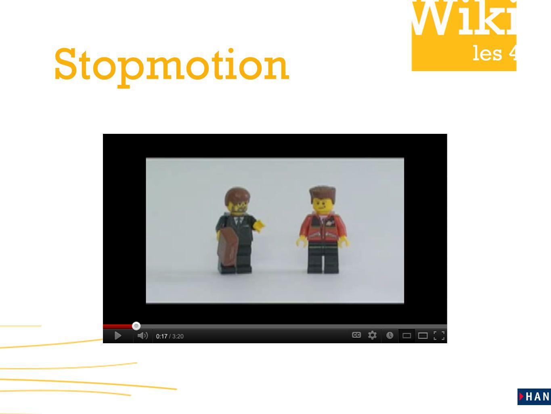 les 4 Stopmotion