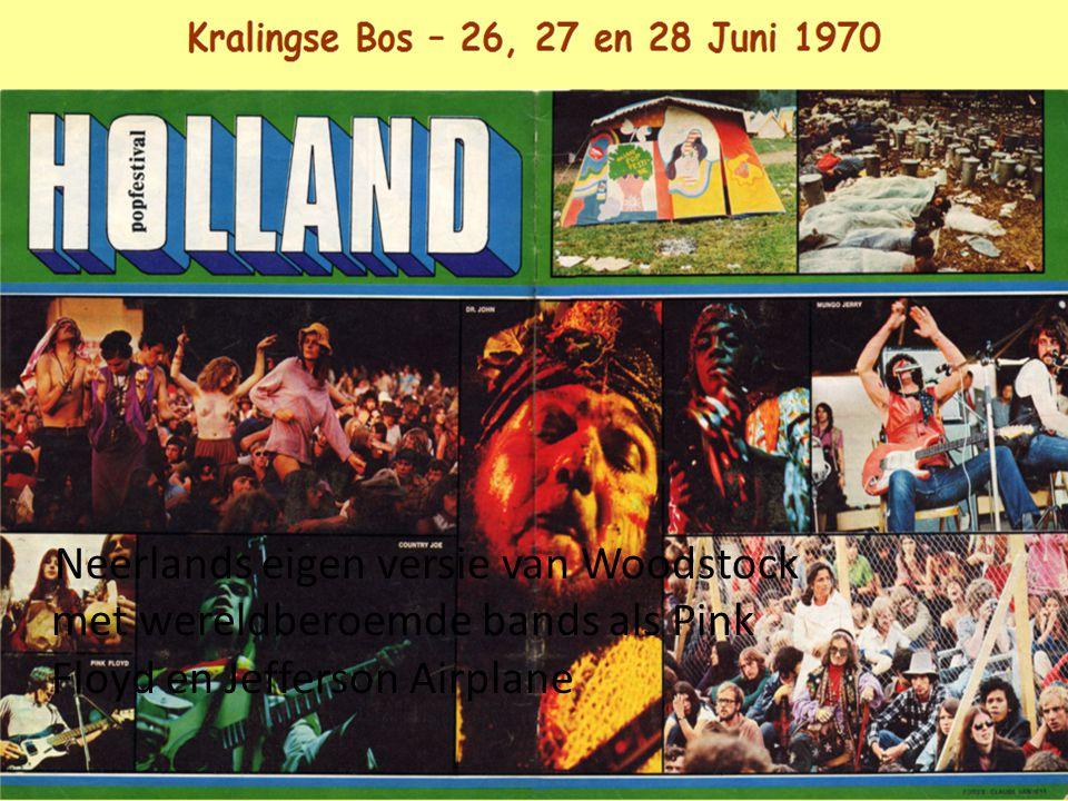 Neerlands eigen versie van Woodstock met wereldberoemde bands als Pink Floyd en Jefferson Airplane