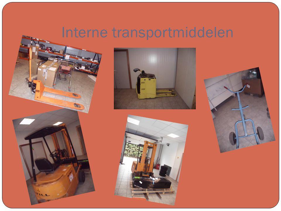 Interne transportmiddelen