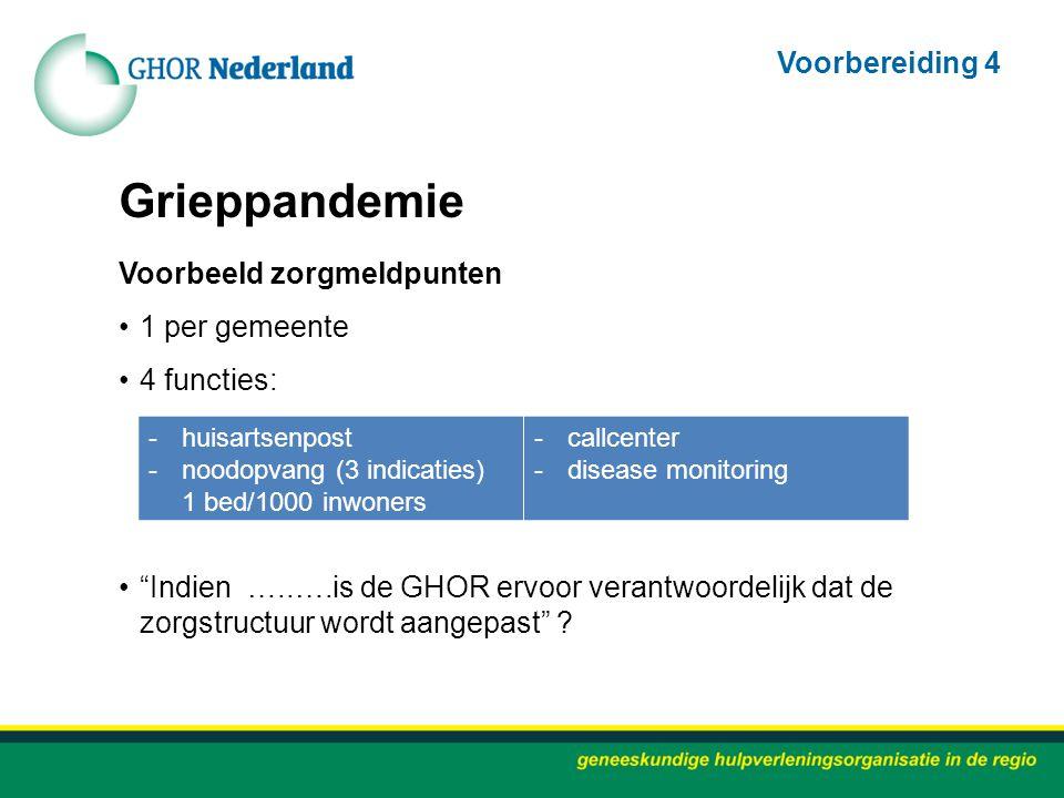 Grieppandemie Uitbraak 1 maart 2009 29 april 2009 30 april 2009 zorgelijke meldingen uit Mexico Nieuwe Influenza A (H1N1) wordt A-ziekte eerste (?) patiënt in Nederland