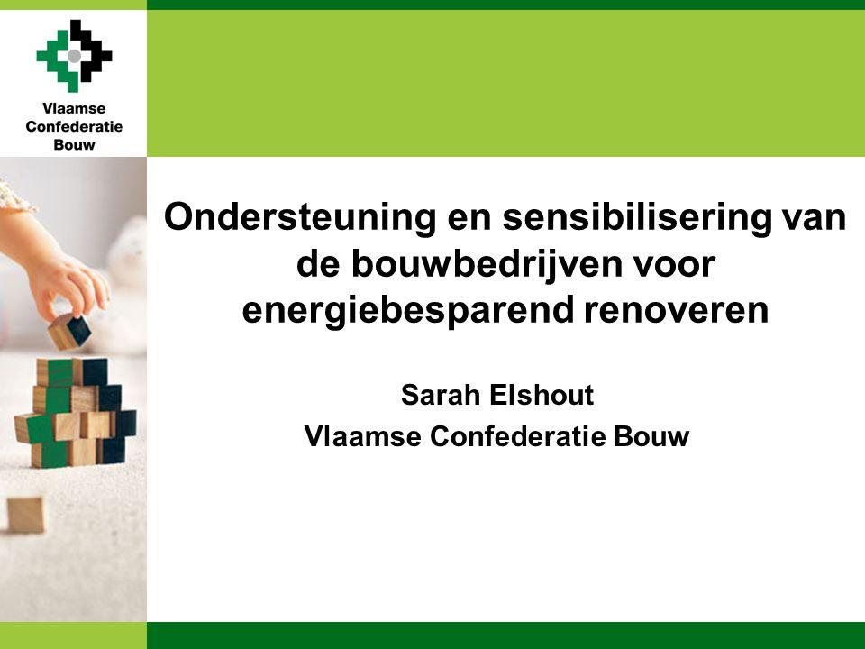 Energierenovatieprogramma 2020 – 23 februari 2009 12 Leden
