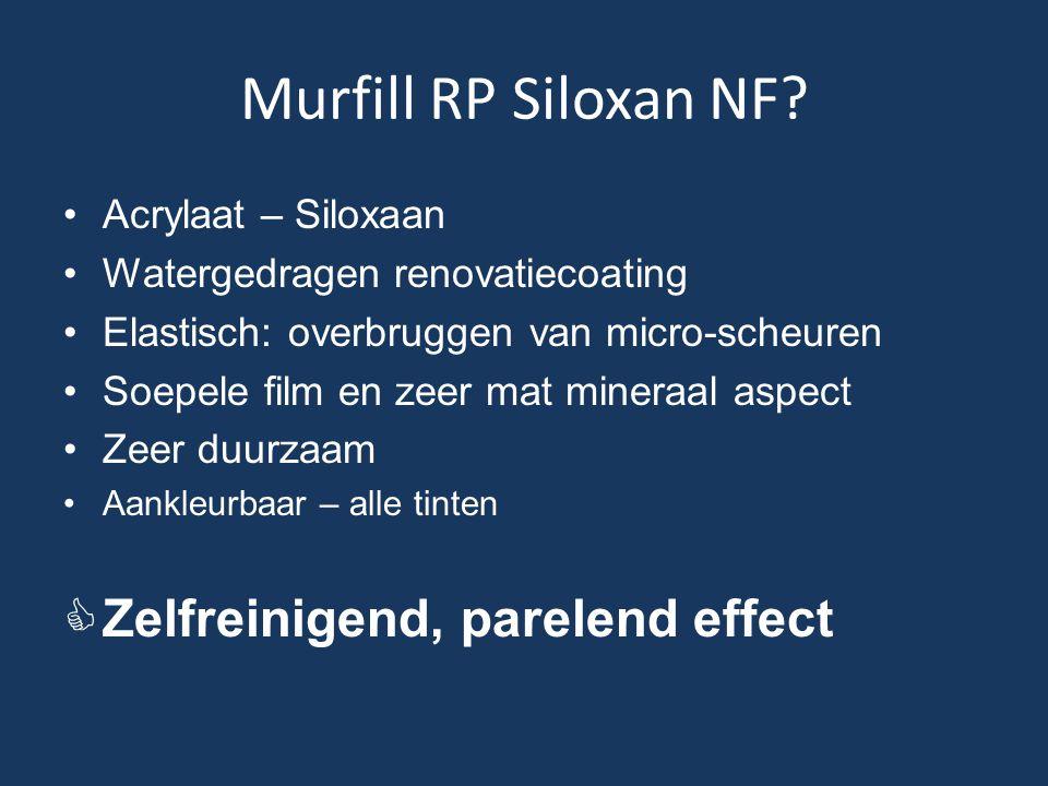 Murfill RP Siloxan NF.