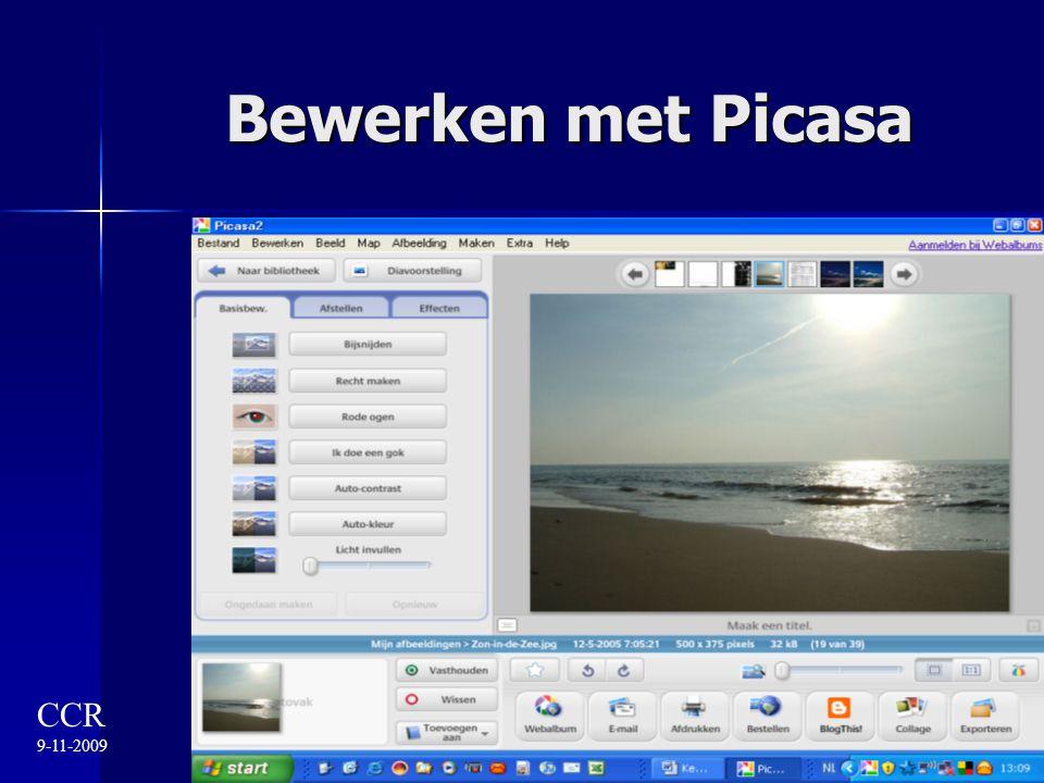 PhotoFiltre Uitgebreid Uitgebreid Nederlandse tekst extra Nederlandse tekst extra Filters over foto Filters over foto Tekst toevoegen op foto Tekst toevoegen op foto CCR 9-11-2009