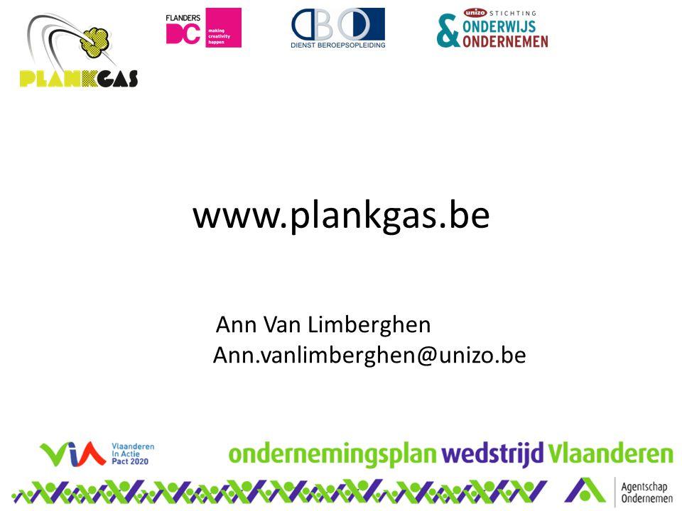 www.plankgas.be Ann Van Limberghen Ann Van Ann.vanlimberghen@unizo.be