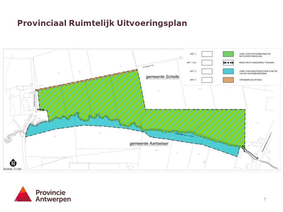 7 Provinciaal Ruimtelijk Uitvoeringsplan