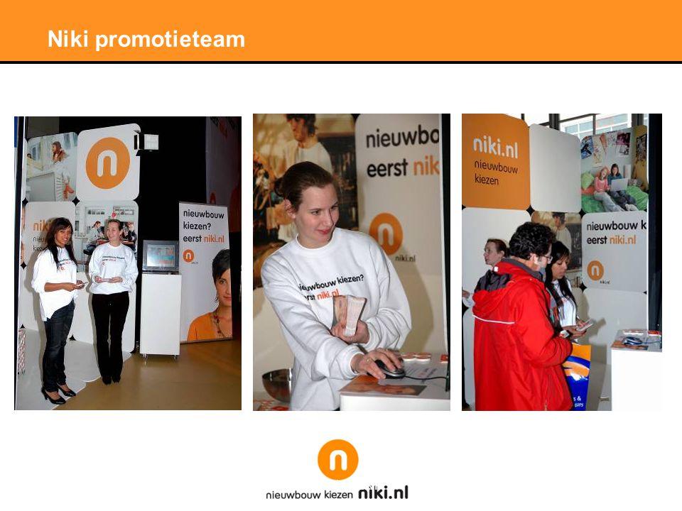 Stichting LNP Niki promotieteam