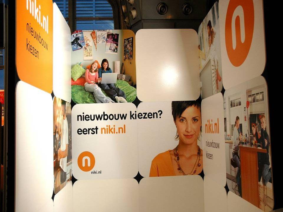 Niki.nl de zoekmachine voor nieuwbouwwoningen