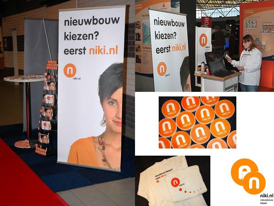Stichting LNP Niki paneel in stand Heijmans