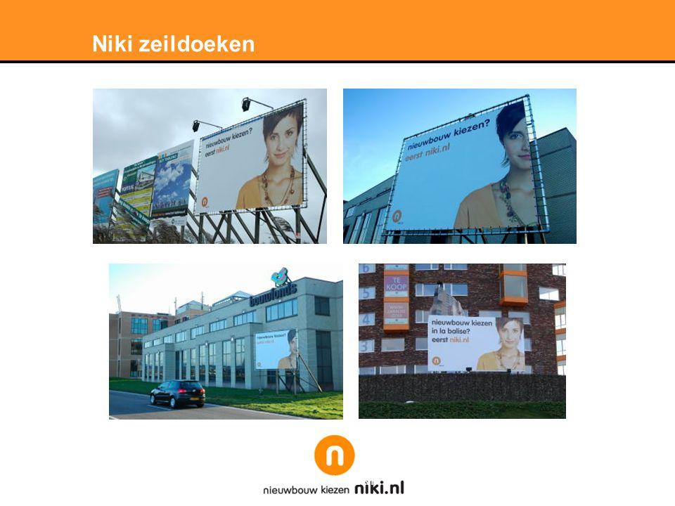 Stichting LNP Niki etalage panelen