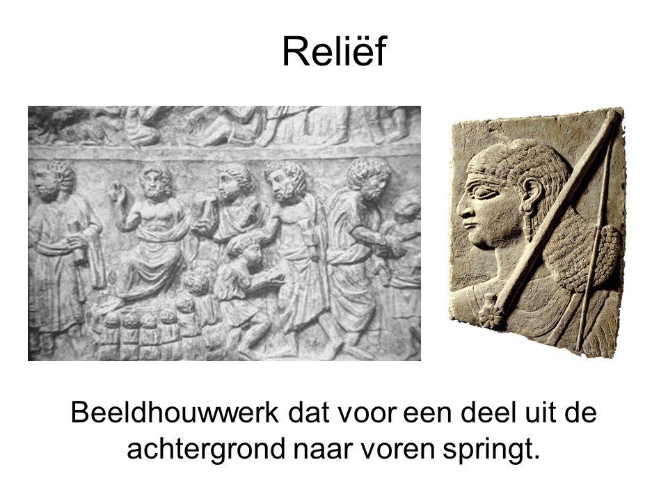 Religieus Uitbeelding van het geloof.