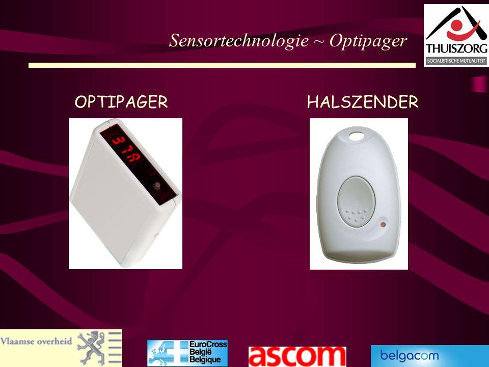 54 Sensortechnologie ~ Optipager OPTIPAGERHALSZENDER