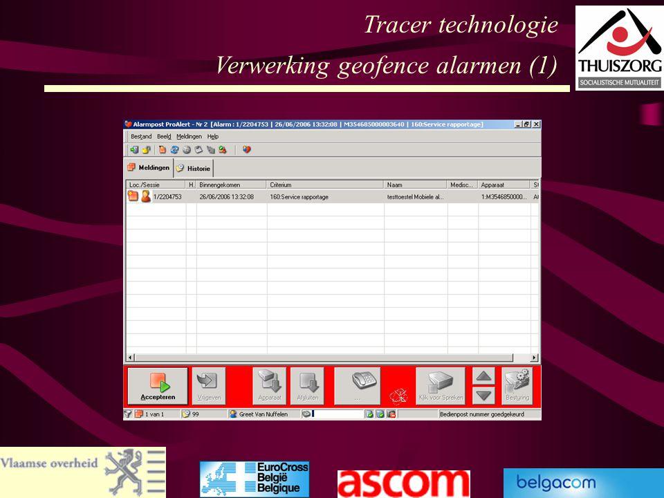 58 Tracer technologie Verwerking geofence alarmen (1)