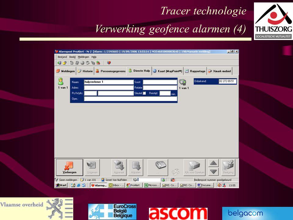 61 Tracer technologie Verwerking geofence alarmen (4)