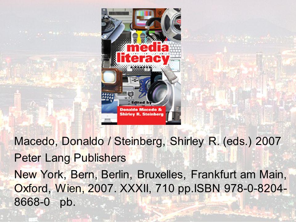 Macedo, Donaldo / Steinberg, Shirley R.