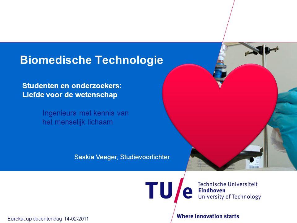 / Biomedische Technologie Waarom Biomedische Technologie.