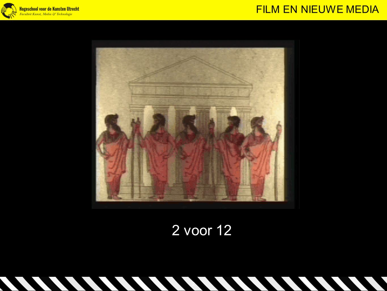 2 voor 12 FILM EN NIEUWE MEDIA 2