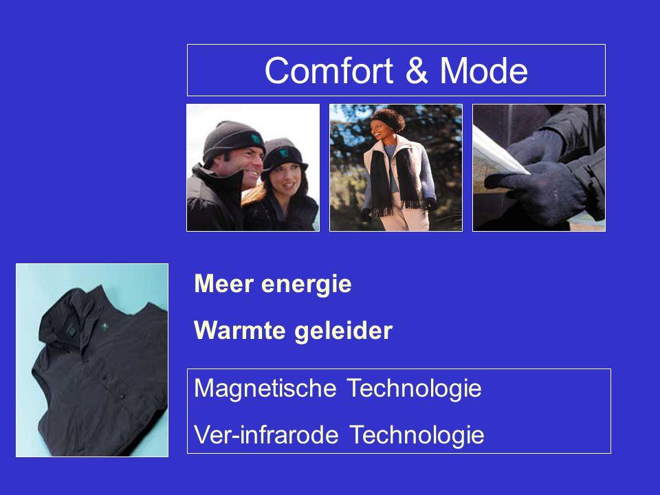 Comfort & Mode Meer energie Warmte geleider Magnetische Technologie Ver-infrarode Technologie