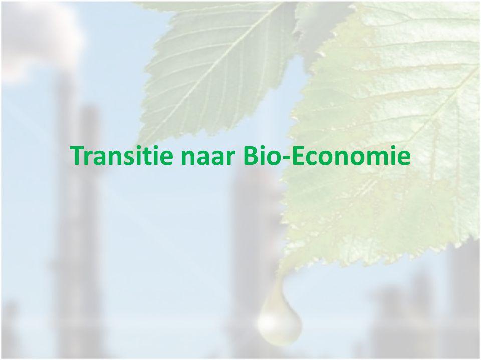 Transitie naar Bio-Economie