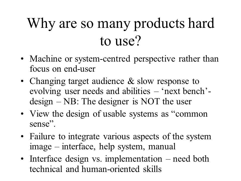 Ontwerpprincipes Hoe kunnen we het het conceptuele model (semantisch) omzetten in interface concepten (syntactisch).