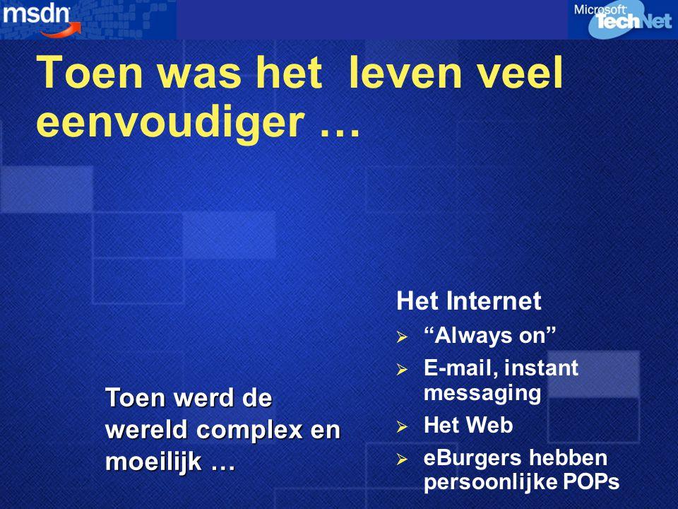 Technologie, Proces, Mensen Wat zijn de uitdagingen.