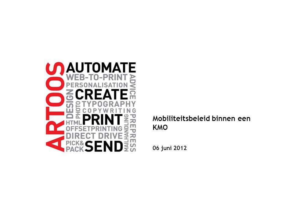 Mobiliteitsbeleid binnen een KMO 06 juni 2012