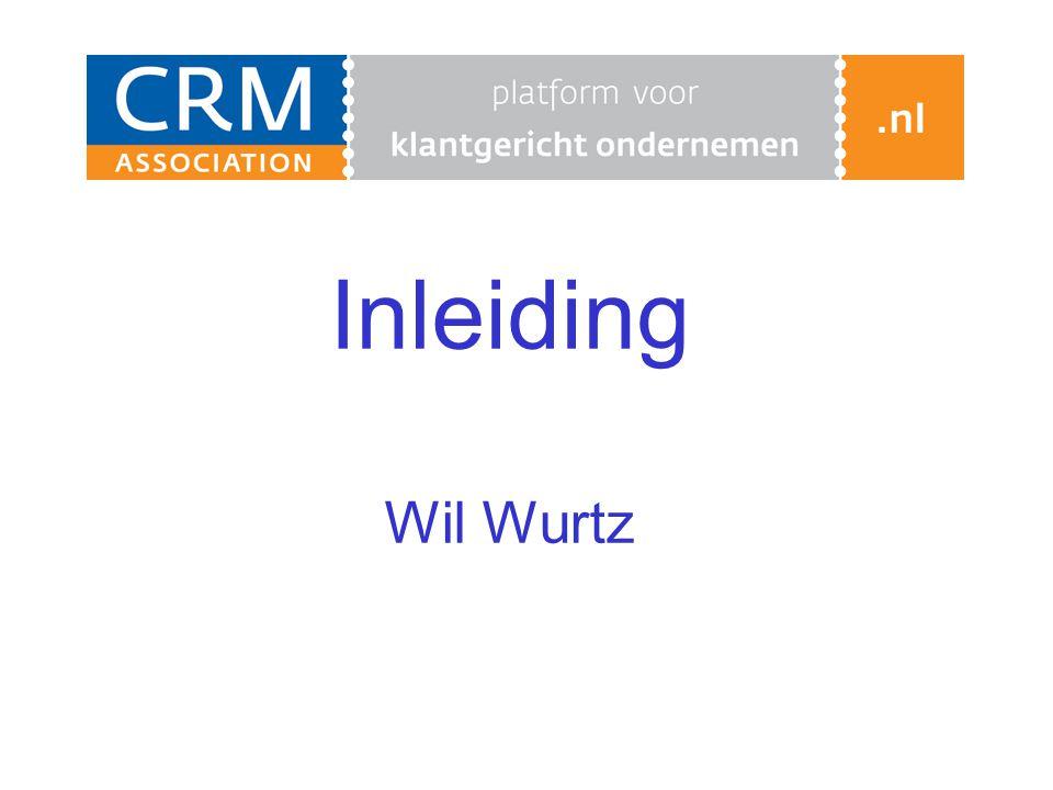 Inleiding Wil Wurtz