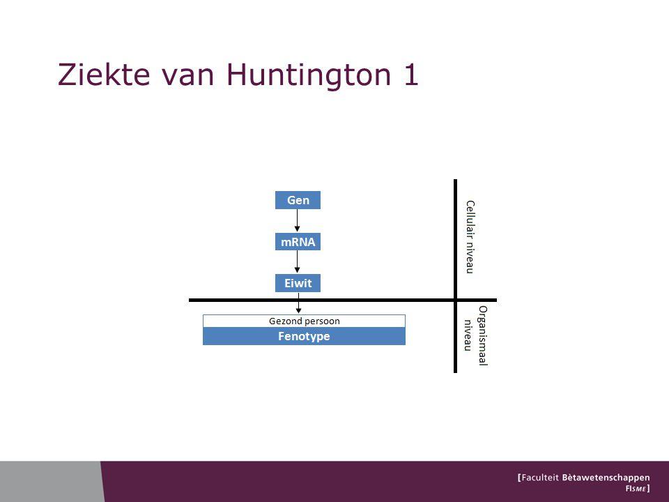 Ziekte van Huntington 1