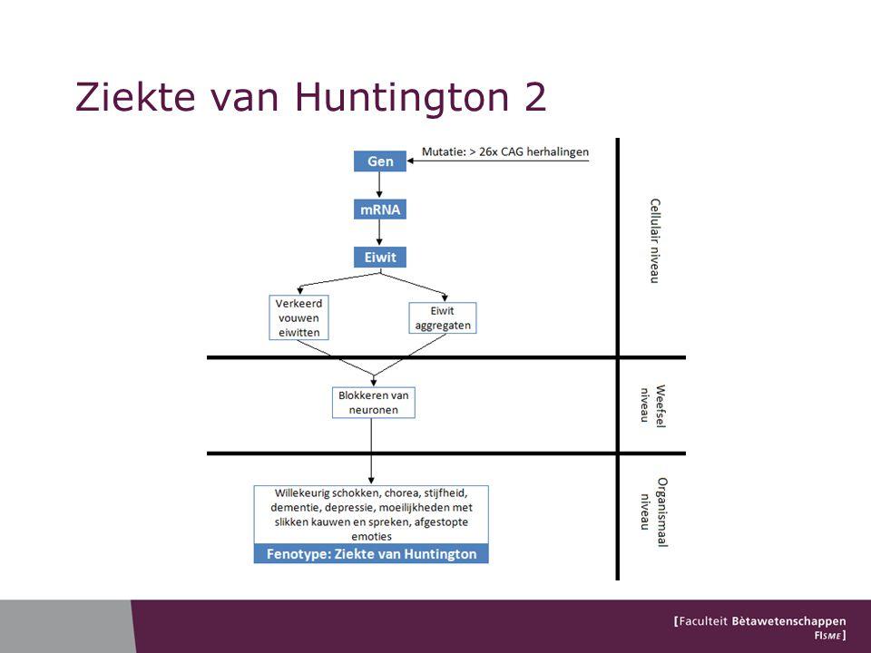 Ziekte van Huntington 2
