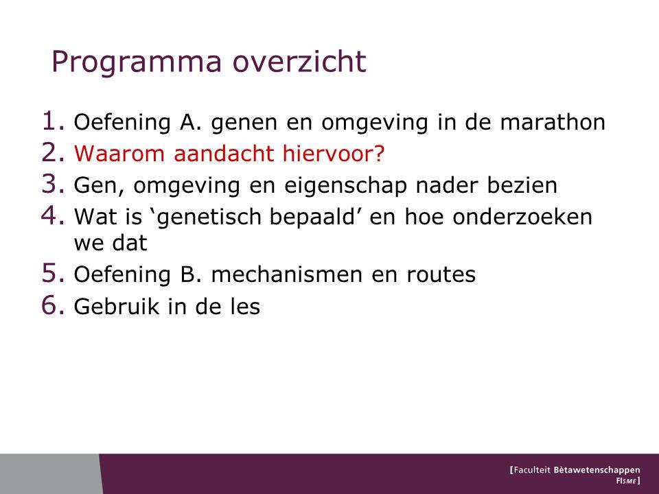 4.2 Onderzoeksmethoden bepaling relevante genen  Koppelingstudies (Linkage studies)  Chromosomale abnormaliteiten  Associatiestudies (Association studies)  GWAS (Genome Wide Association studies)