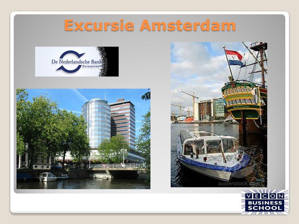 Excursie Amsterdam