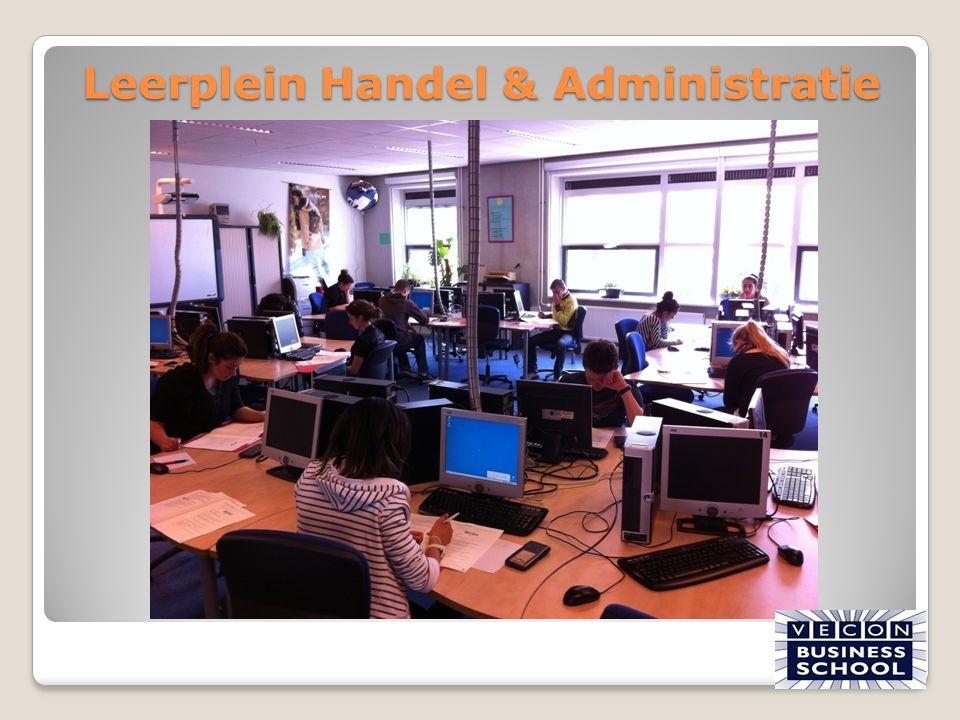 Leerplein Handel & Administratie