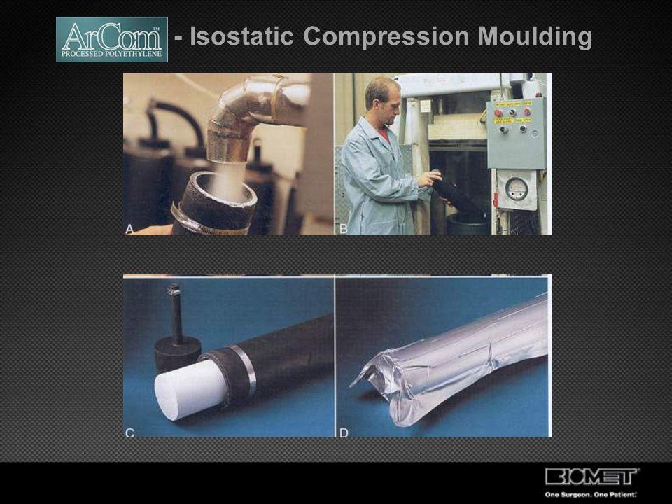 ArCom - Isostatic Compression Moulding