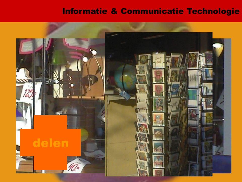 Informatie & Communicatie Technologie delen