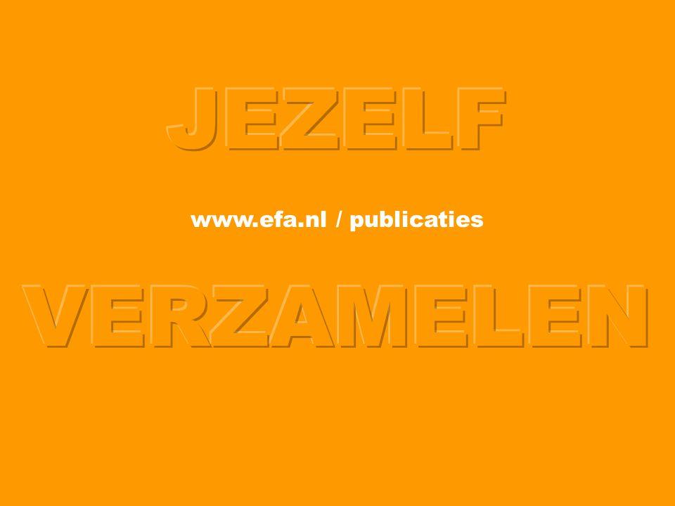 www.efa.nl / publicaties