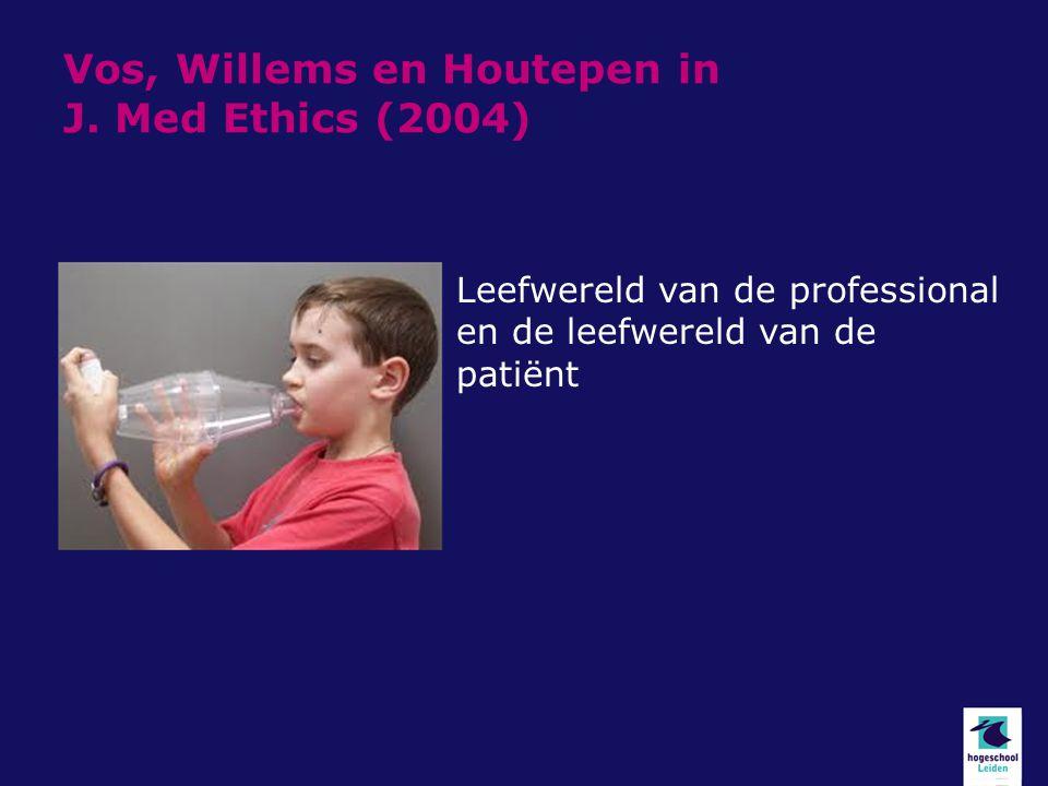 Vos, Willems en Houtepen in J.