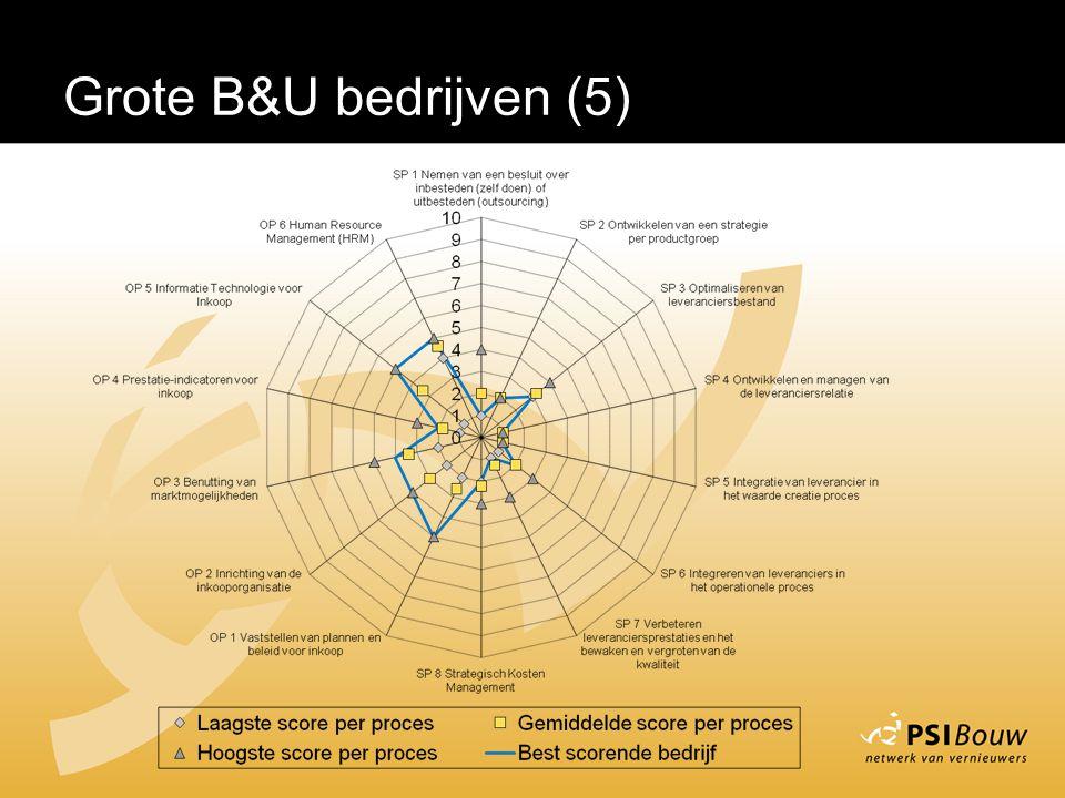 Grote B&U bedrijven (5)