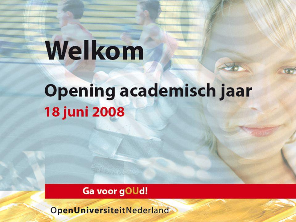 Het Semantic Web: voor een gezonder Web Lloyd Rutledge, Universitair Docent, INF Opening Academisch Jaar, 18 juni 2008