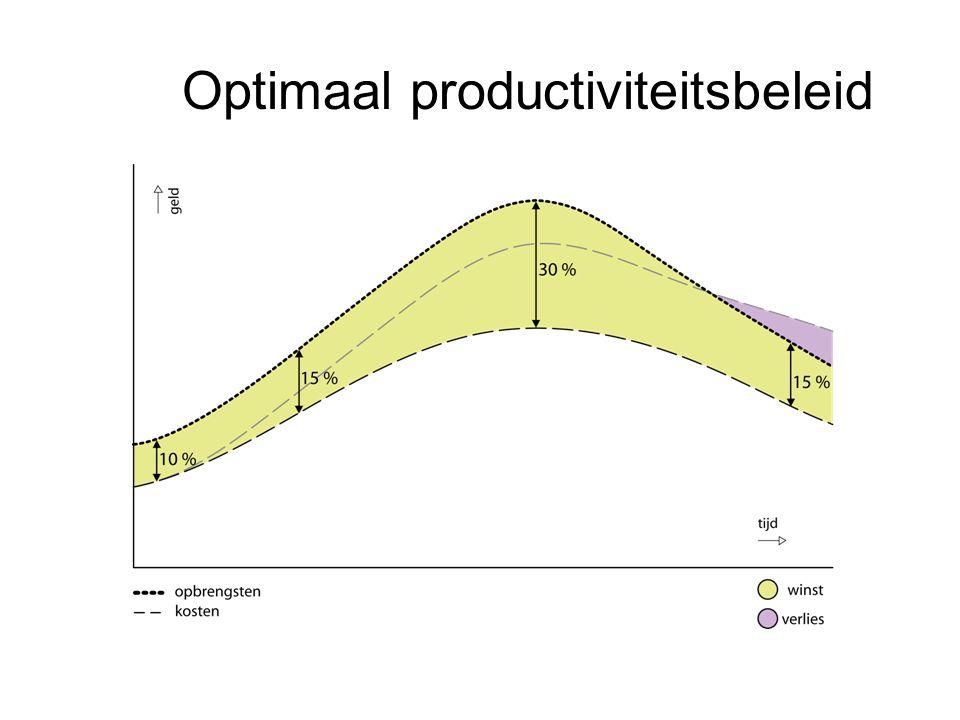 Optimaal productiviteitsbeleid