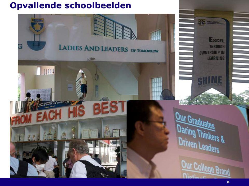 Opvallende schoolbeelden 8