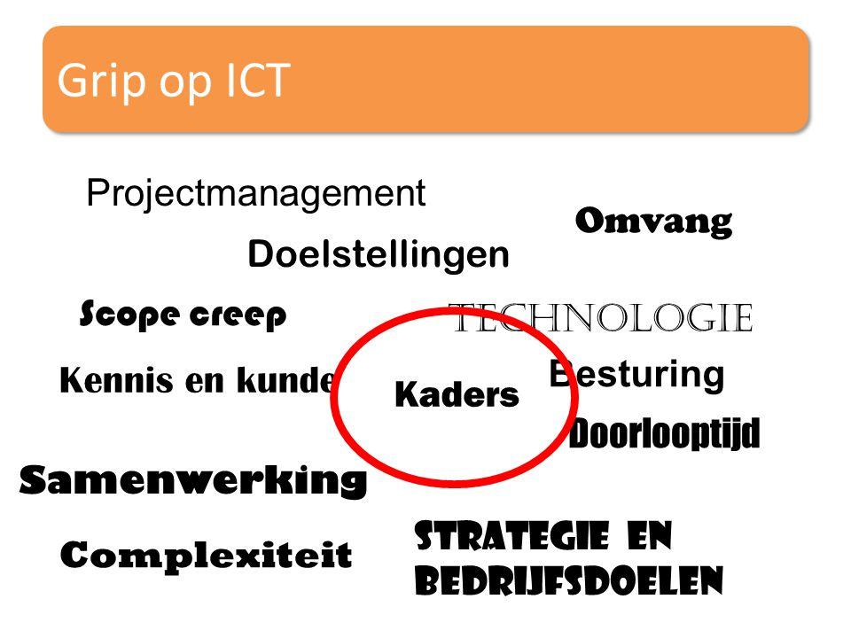 Hedendaagse ICT: Agile Waardegedreven Geen volgordelijkheid Kort cyclisch Feedback-loops Verantwoordelijkheid Waardegedreven Geen beginpunt Responsief Ketens (L>R, R>L) Bestuurbaar